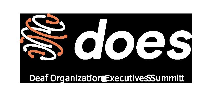 Deaf Organization Executives Summit